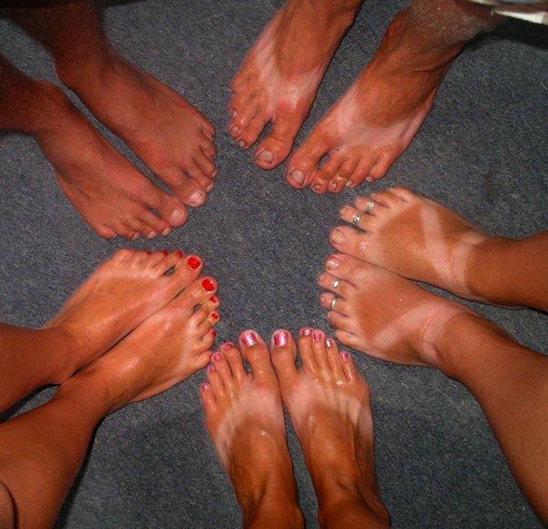 Sexy Tan Legs And Feet 5
